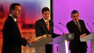 2010 prime ministerial debate