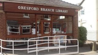 Gresford library