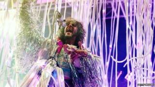 Wayne Coyne, of Flaming Lips