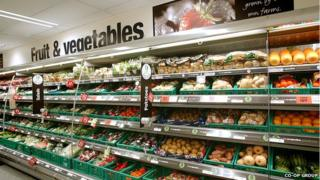 There is a Co-op food store in every UK postal area