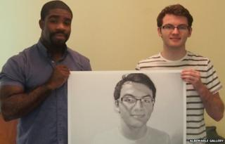 Kelvin Okafor and Stephen Sutton