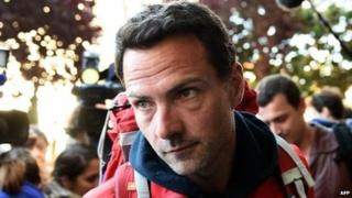 Jerome Kerviel was initially arrested in 2008 (18 May)