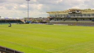 Memorial Stadium in Bristol