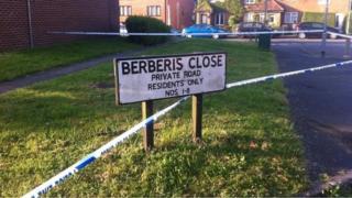 Berberis Close