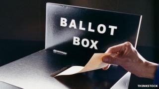 Ballot Box. Pic: Thinkstock