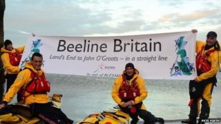 Beeline Britain Team