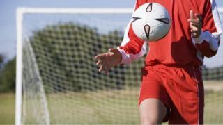 generic youth footballer