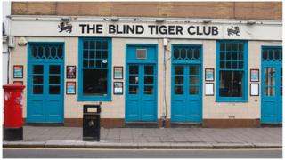 The Blind Tiger Club