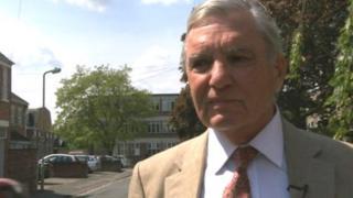 Councillor Tim Hallchurch