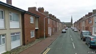 Napier Street, Barrow, Cumbria