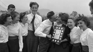 Eisteddfod yr Urdd 1954