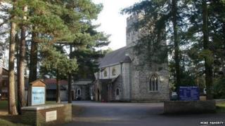 St Mary's Church, Ferndown