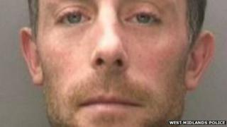 Neville Duke burnt the clothes after the attack in a bid to cover his tracks, West Midlands Police said.