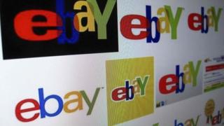 Lots of eBay logos