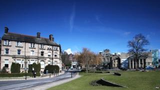Crescent Gardens, Harrogate