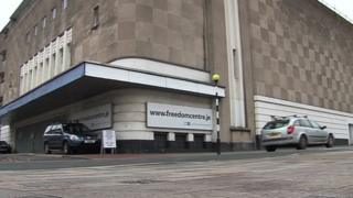 Former Odeon cinema building