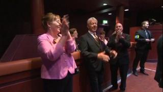 Victorious UKIP at Basildon