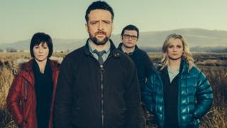 Cast of Hinterland