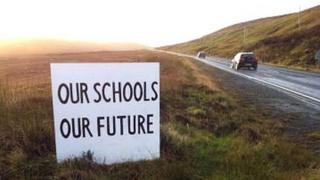 Schools sign