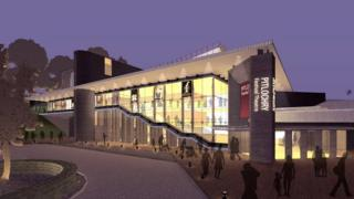 Pitlochry Festival Theatre design night