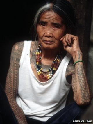 Reviving the art of Filipino tribal tattoos