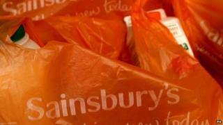 Sainsbury's bags