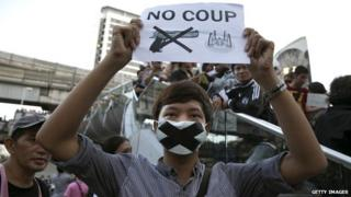 Thailand army continues crackdown after coup