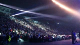 Tour Maker event at Leeds Arena