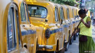 Ambassador taxis