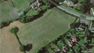 Hollins Strategic Land LLP wants to build up to 57 houses on 2.25ha of land off Chester Road.