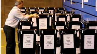 Postal ballots being organised in Edinburgh