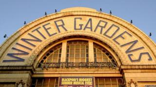 Blackpool's Winter Gardens