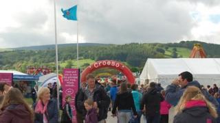 Maes yr Eisteddfod