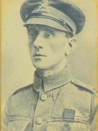 Lance-Corporal Joel Halliwell