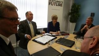 Scottish independence: Alex Salmond sets out post-Yes vision