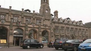 Carlisle Railway Station