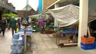 Newton Aycliffe Market