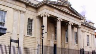 DERRY Bishop's Street Court house
