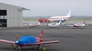 Aircraft at Lydd