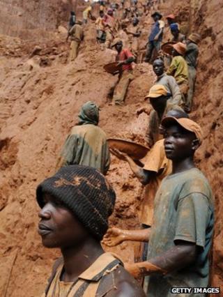 Congo mines