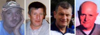 Gleision mining victims