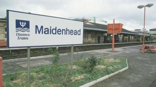 Maidenhead railway station