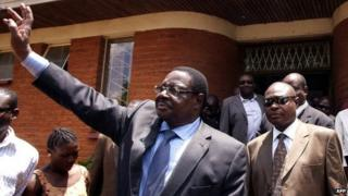 File photo: Peter Mutharika