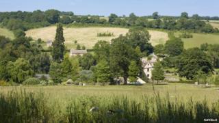 Little Rollright in Oxfordshire