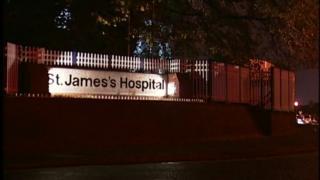 St James's Hospital, Dublin