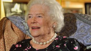 Baroness Mary Soames