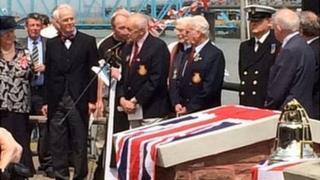 Service to honour HMS Thetis victims