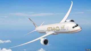 Etihad 787-9