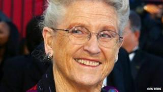 Ann B Davis in 2003