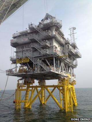 Offshore substation